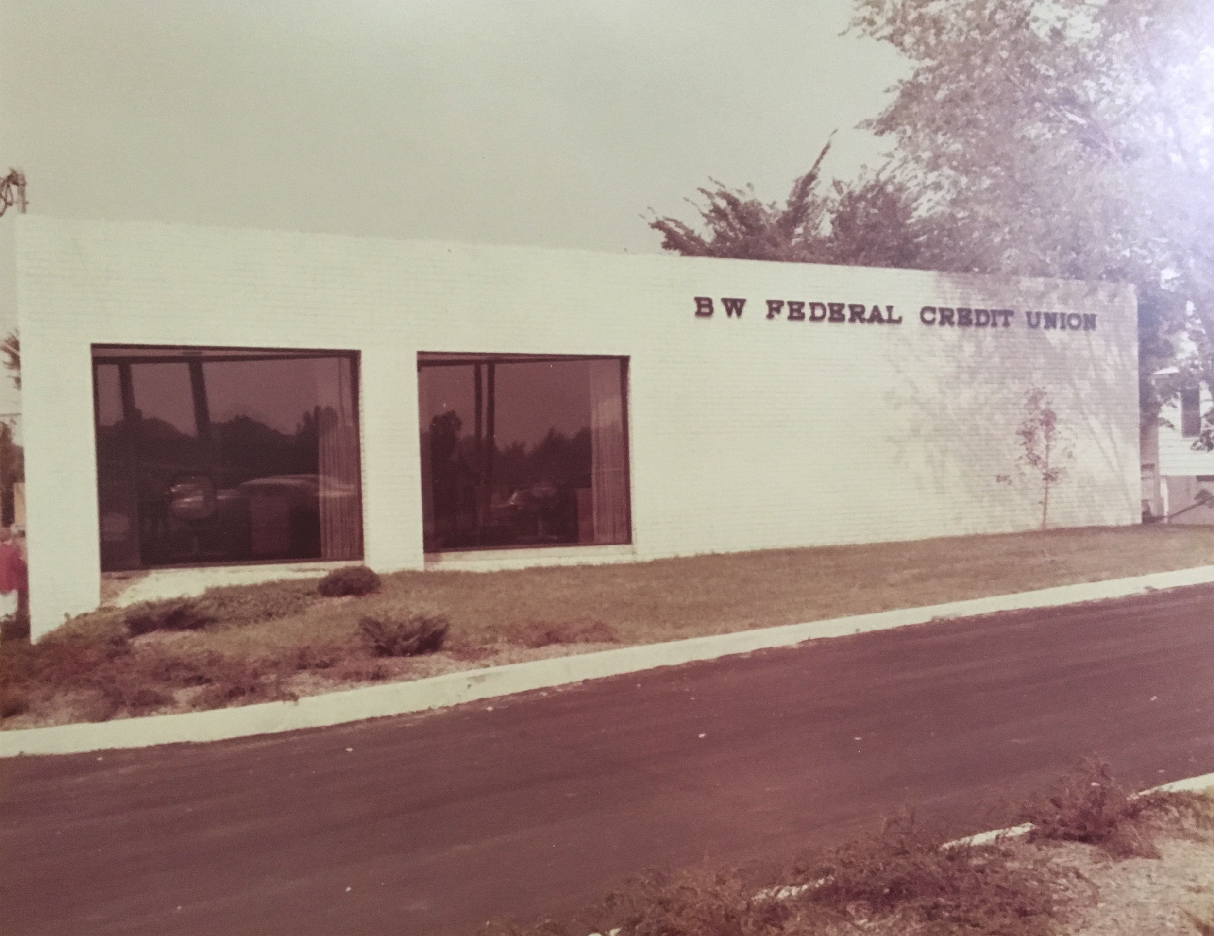 Image: Old photo of BWFCU