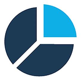 Image: pie chart icon