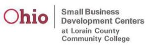 Image: Logo. Ohio Small Business Development Centers at Lorain County Community College